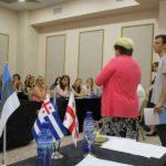 3.-6. juuli 2017 – Eesti ekspertide poolt läbiviidud koolitused Batumis