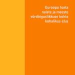 Euroopa harta naiste ja meeste võrdõiguslikkuse kohta kohalikus elus