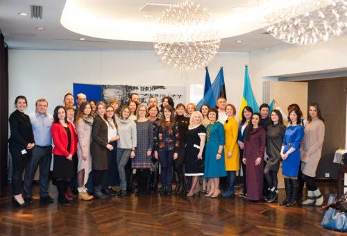 """Projekti """"Naised on nutikad"""" lõpuüritused Eestis ja Ukrainas"""