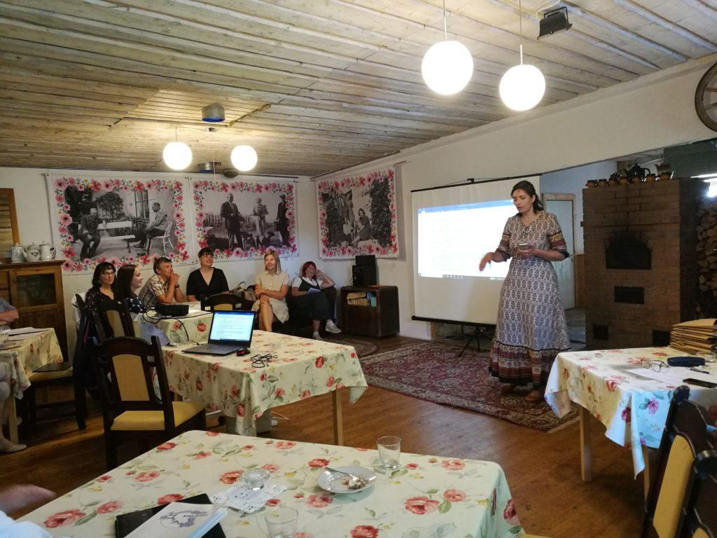 ENUTi suvekool 2020 - Karmen Joller