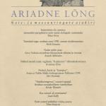 Ariadne Lõng 2002