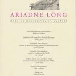 Ariadne Lõng 2003