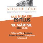 Ilmunud on uus Ariadne Lõng