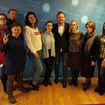 ENUT võõrustas koostööpartnereid Ukraina vabaühendustest