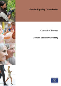 gender equality glossary kaas