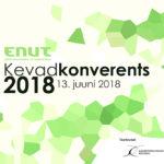 Eesti Naisuurimus ja Teabekeskuse (ENUT) kevadkonverents 2018